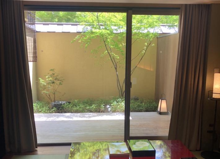翠嵐 ラグジュアリーコレクションホテル 客室