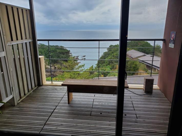 浜千鳥の湯 海舟 客室からの眺め