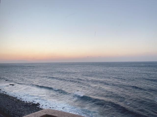 海一望絶景の宿いなとり荘 日の出前