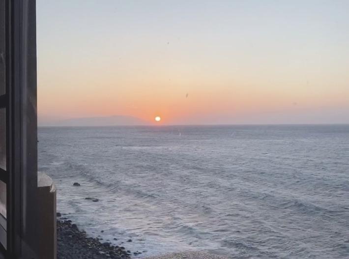 海一望絶景の宿いなとり荘 日の出