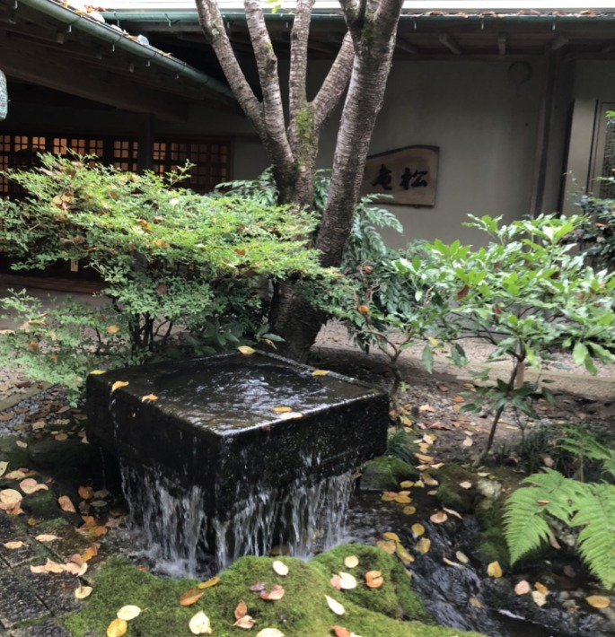 【松島佐勘 松庵】庭園と外観