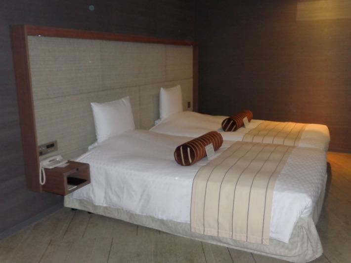 ラグナガーデンホテル 寝室