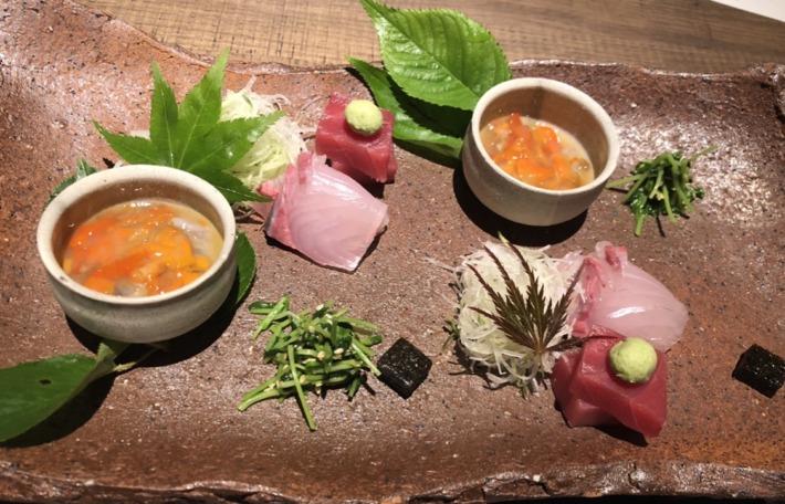 ふふ河口湖内レストラン「山のは」の夕食