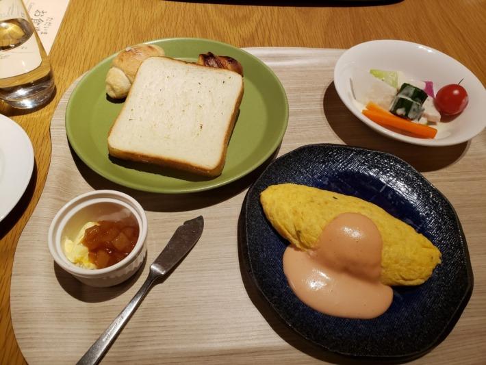 星野リゾート奥入瀬渓流ホテル 朝食