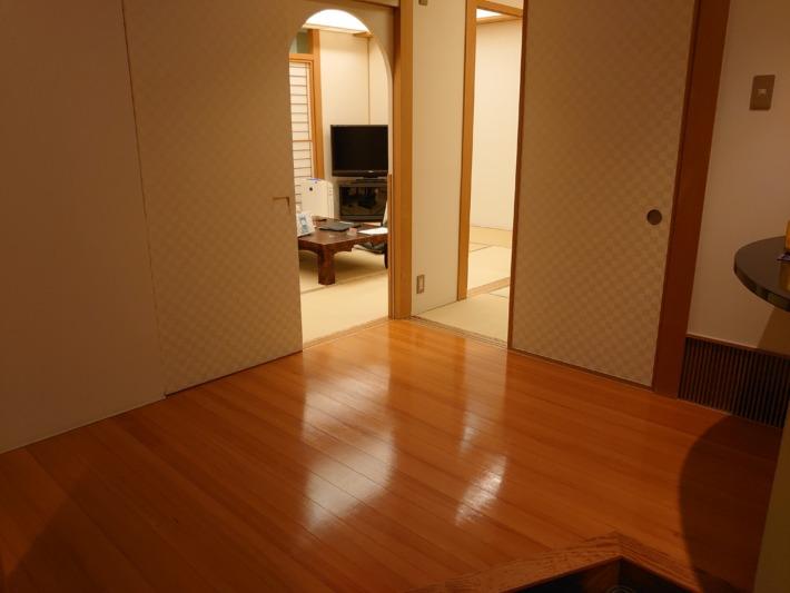 まかど観光ホテル 客室 特別和室