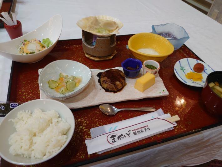 まかど観光ホテル 朝食