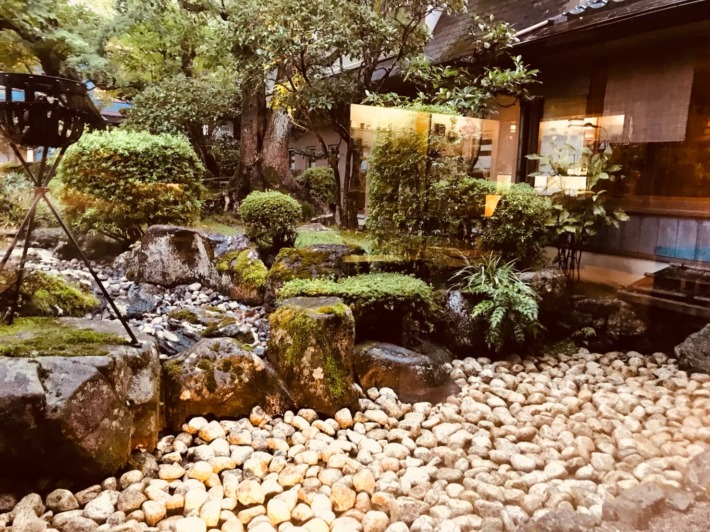 ときわ別館 庭園