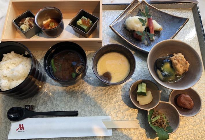 名古屋マリオットアソシアホテル 朝食
