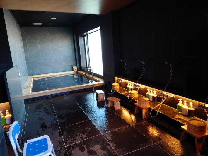 ONSEN RYOKAN 由縁新宿 温泉