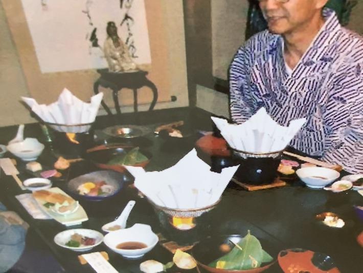 旅館やまと 夕食 京懐石料理