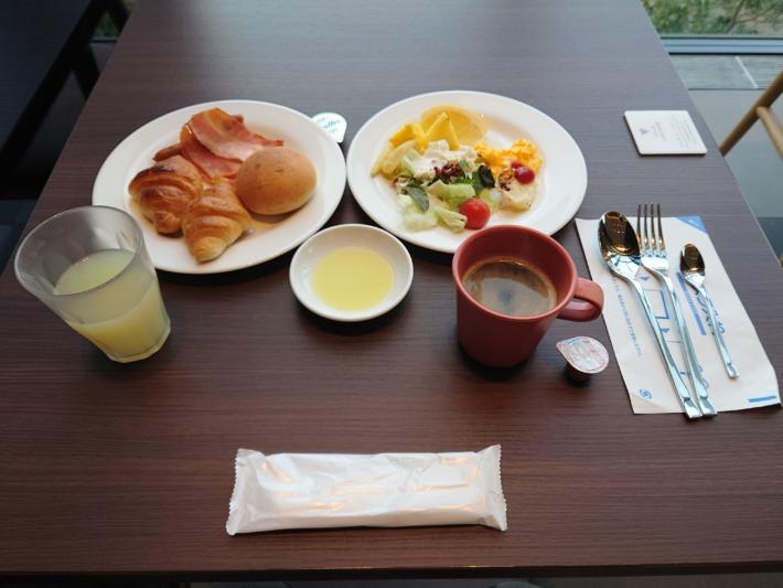ヴィラフォンテーヌグランド東京有明 オールデイダイニングGRANDE AILE 朝食