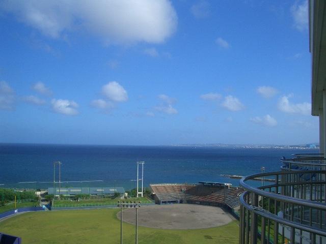 ラグナガーデンホテル 客室からの眺め