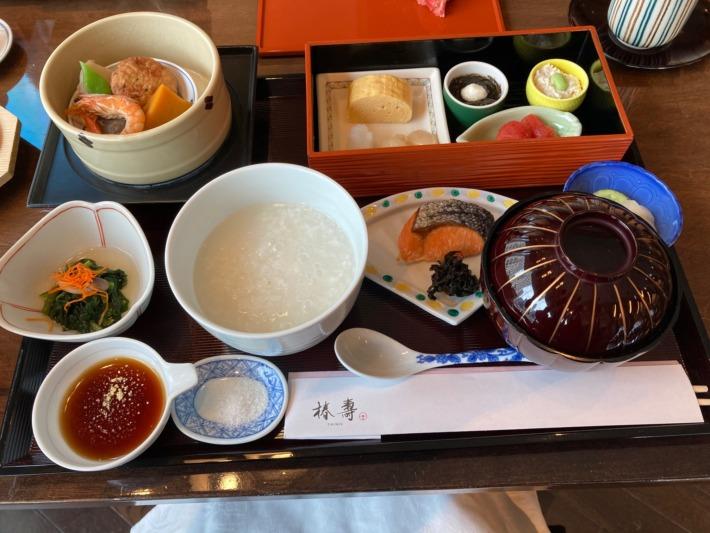 丸ノ内ホテル 7階「大志万 椿壽」朝食