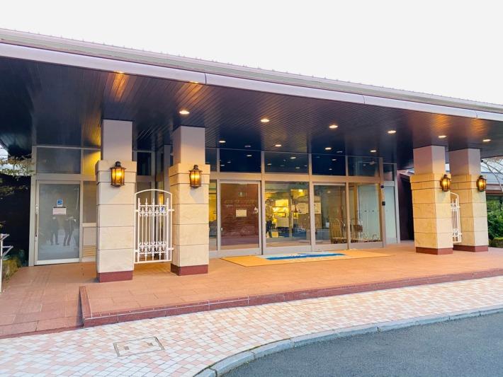 ホテルグリーンプラザ箱根 外観