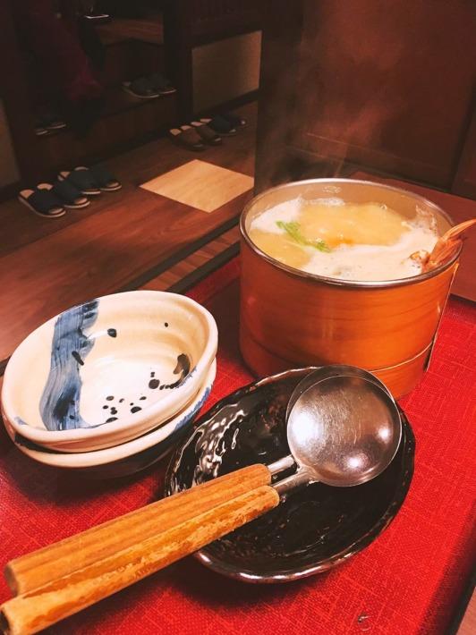 網元の宿ろくや 夕食 石狩鍋