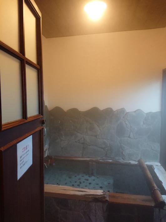 ほたるの長屋 客室風呂
