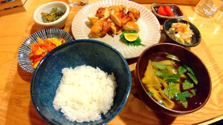Onpoint Madarao 夕食