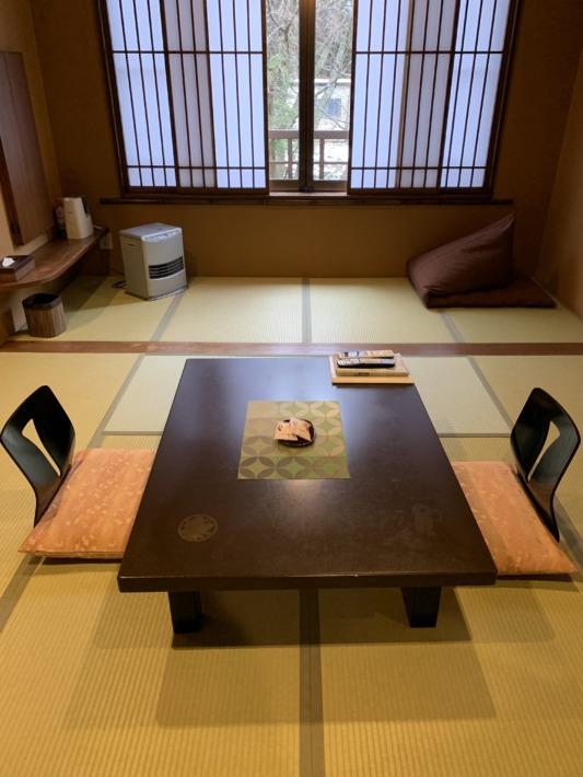 守田屋 客室