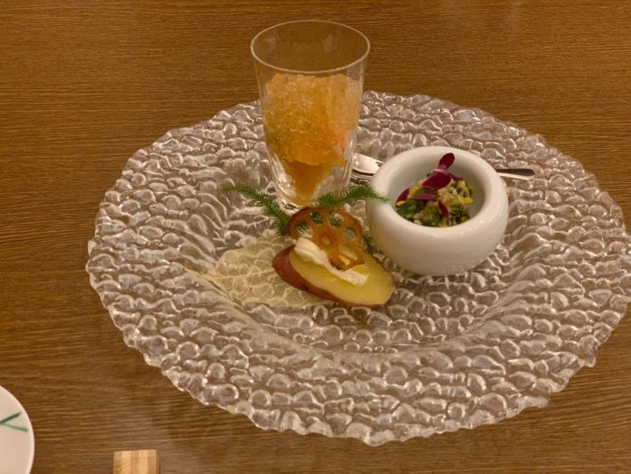 熊野倶楽部 夕食