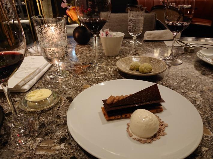 京都悠洛ホテルMギャラリー ディナー フランス料理「54TH STATION GRILL」