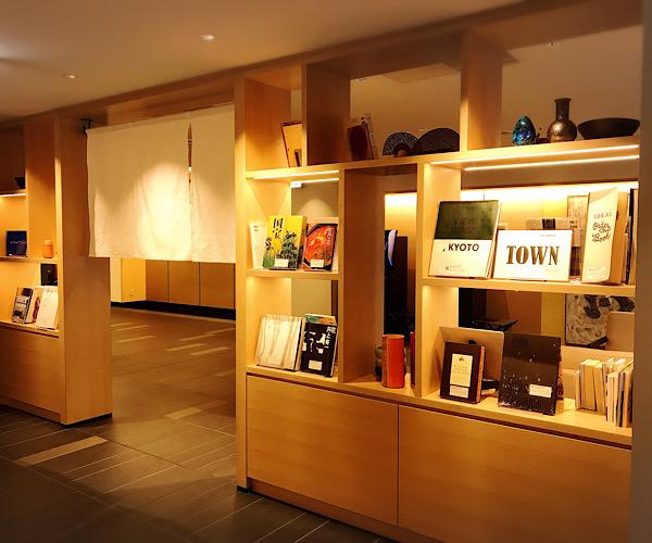 ホテルインターゲート京都四条新町 館内