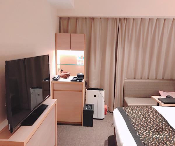 ホテルインターゲート京都四条新町 館内 客室
