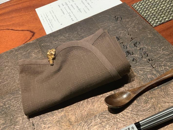 エクシブ湯河原離宮 鉄板焼きレストラン 夕食 テーブル
