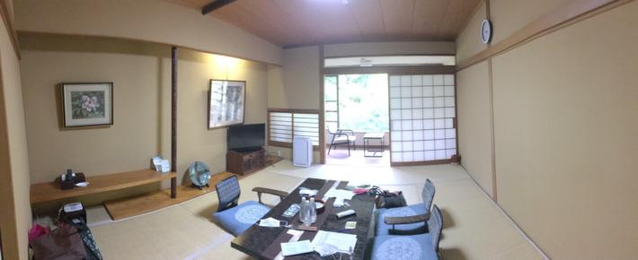 湯之助の宿長楽園 客室