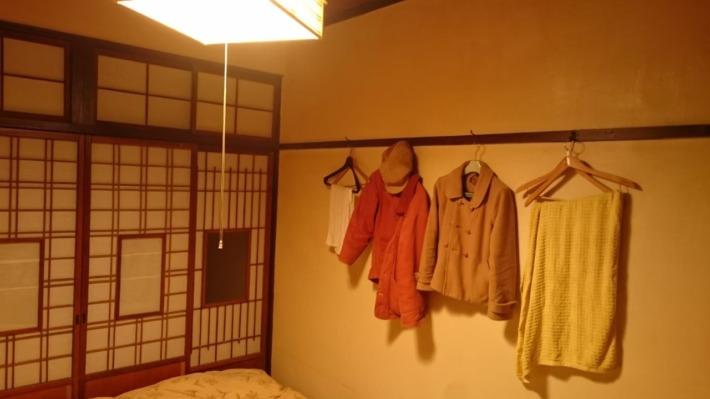 鉛温泉藤三旅館 湯治部 客室