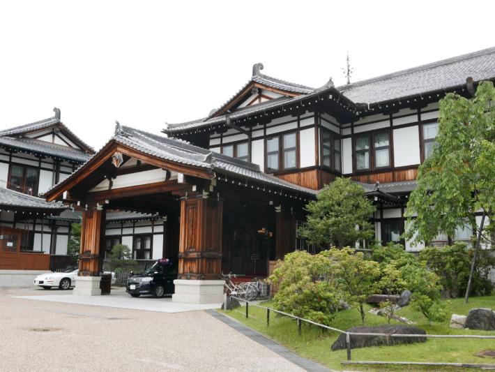 奈良ホテル 外観