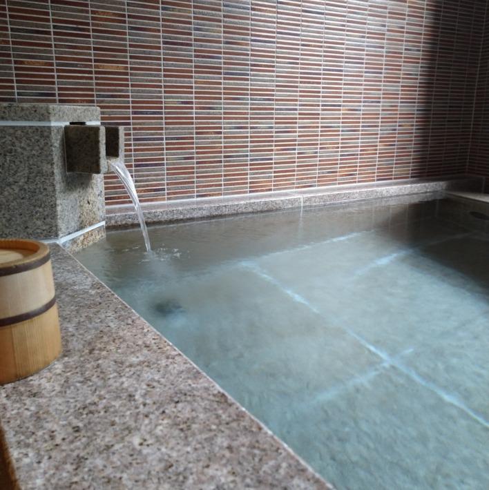 清嵐荘 家族風呂 おおはらの湯