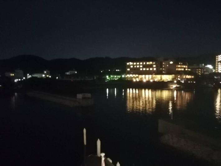 島花 展望デッキ