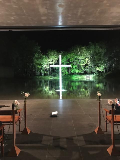 星野リゾート トマム ザ・タワー   ザ・タワー 水の教会