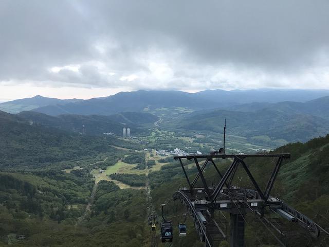 星野リゾート トマム ザ・タワー   ザ・タワー 雲海テラス