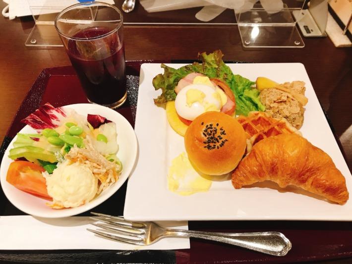 あさやホテル 朝食